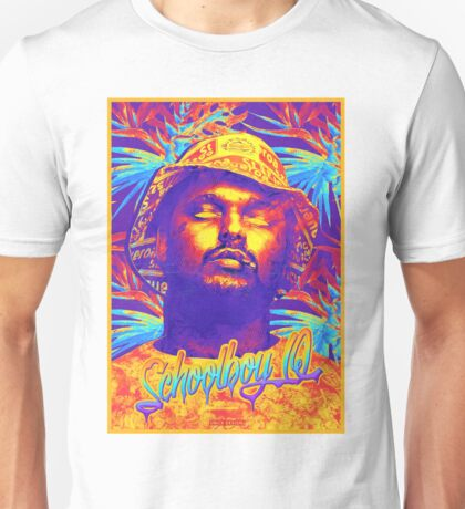 School Boy Q | 2016 | GROOVY ART  Unisex T-Shirt