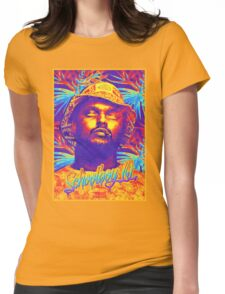 School Boy Q | 2016 | GROOVY ART  Womens Fitted T-Shirt
