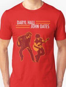 DARYL HALL AND JOHN OATES TOUR 2016 Unisex T-Shirt