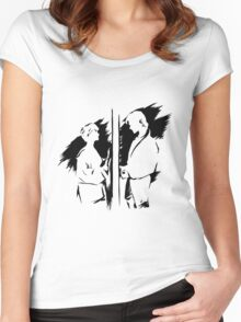 a-ha Ink Women's Fitted Scoop T-Shirt