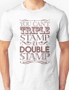 Triple Stamp Light T-Shirt