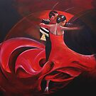 Paso Doble by Andy Farr