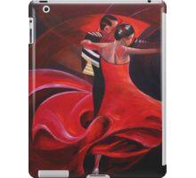 Paso Doble iPad Case/Skin