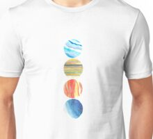 The Four Elements (Vertical) Unisex T-Shirt