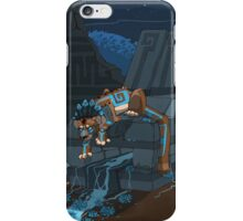 Under the Moon iPhone Case/Skin