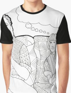 Color me:  Party Moment Three Graphic T-Shirt