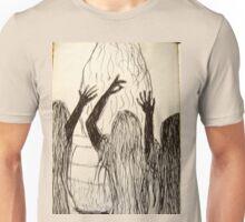 the wierd sisters Unisex T-Shirt