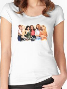 Steel Magnolias Women's Fitted Scoop T-Shirt