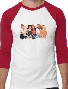 Steel Magnolias Men's Baseball ¾ T-Shirt