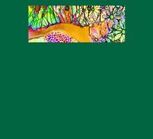 Wild Flowers Abstract Art - Sharon Cummings Unisex T-Shirt