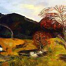 Highlands Reverie by biddumy