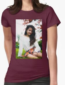 TeenAger Womens Fitted T-Shirt