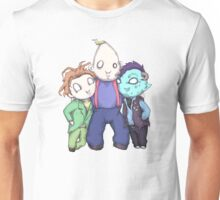 Fred, Sloth, Maurice  Unisex T-Shirt