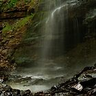 Tiffany Falls by Paraplu Photography