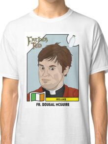 Father Dougal McGuire Panini Classic T-Shirt