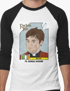Father Dougal McGuire Panini Men's Baseball ¾ T-Shirt