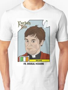 Father Dougal McGuire Panini Unisex T-Shirt