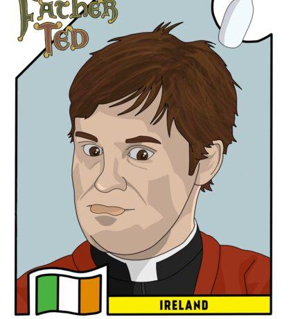 Father Dougal McGuire Panini Sticker
