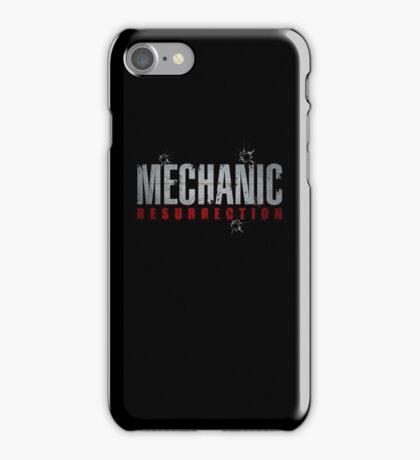 Mechanic Resurrection iPhone Case/Skin