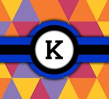 Monogram K by Bethany-Bailey