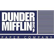 Dunder Mifflin Inc Photographic Print