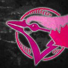 Toronto Blue Jays in Pink by Christina McEwen