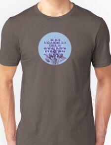 YOU WERE BRAINWASHED// Unisex T-Shirt