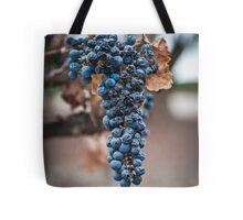 Grape Cluster Tote Bag