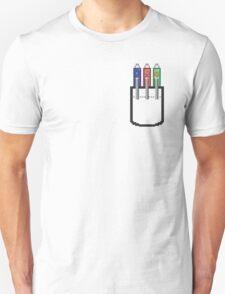 Pocket Pen Heroes T-Shirt