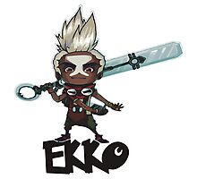 Ekko Photographic Print