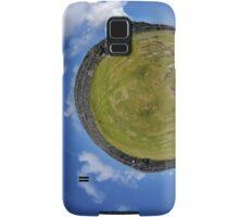 Fortified Ball - Inside Dun Aengus stone fort Samsung Galaxy Case/Skin