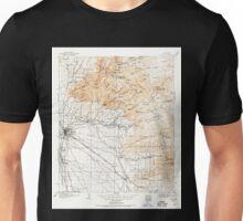 USGS TOPO Map Arizona AZ Tucson 315407 1904 125000 Unisex T-Shirt