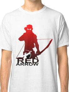 red arrow silhuete Classic T-Shirt