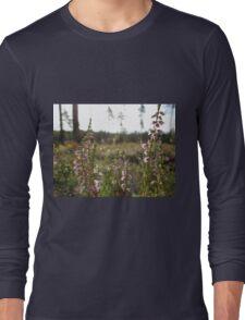 Wild Heather Long Sleeve T-Shirt