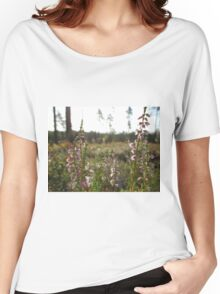 Wild Heather Women's Relaxed Fit T-Shirt