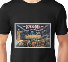 Performing Arts Posters Kar mi performing the most startling mystery of all India 1609 Unisex T-Shirt