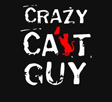 Dancing in the street paul man your one Crazy Cat Unisex T-Shirt