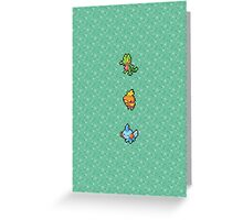 RSE Starters Greeting Card