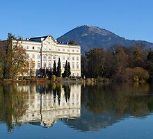 A Sunny Day in Salzburg by Tiffany Dryburgh