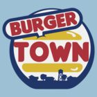 Burger Town (MW2/MW3) by LagginPotato