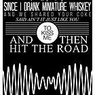 "Arctic Monkeys ""I Want It All"" by Kenzie Cameron"