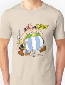 obelix and asterix Unisex T-Shirt