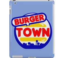 Burger Town (MW2/MW3) iPad Case/Skin