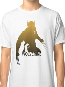 wolverine silhuete Classic T-Shirt