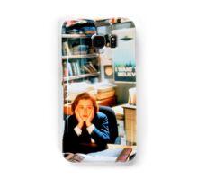 DANA SCULLY x files Samsung Galaxy Case/Skin