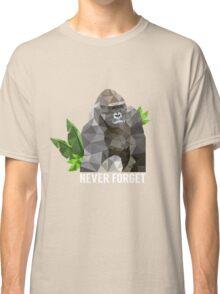 Remembering Harambe  Classic T-Shirt
