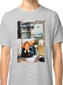 DANA SCULLY x files Classic T-Shirt