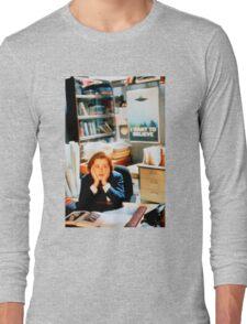 DANA SCULLY x files Long Sleeve T-Shirt
