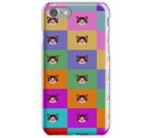 Cat Tile iPhone Case/Skin