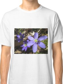 Wild and Blue Classic T-Shirt